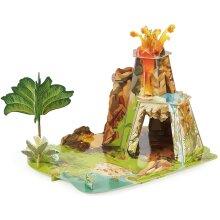 Papo 60600 The land of dinosaurs Figurine, multicolour
