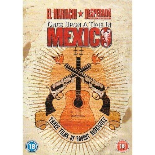 Once upon a Time in Mexico/el Mariachi/desperado (