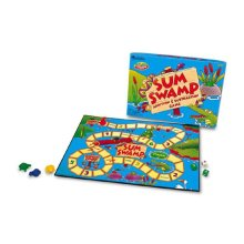 LEARNING RESOURCES LER5052 SUM SWAMP-GR. PREK+ ADDITION AND SUBTRACTION