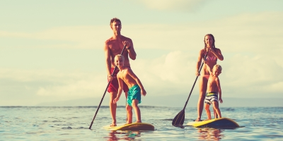 Beat Summer Holiday Boredom With The Best Paddle Boards For Beginners
