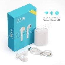 i11 TWS Bluetooth 5.0 AirPods, Wireless Earphones