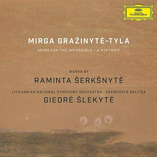 Mirga Gra¿inyt¿-Tyla - Works by Raminta ¿erk¿nyt¿ [CD]