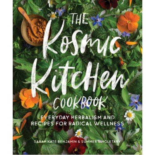 Kosmic Kitchen Cookbook by Benjamin & Sarah KateSingletary & Summer Ashley - Used