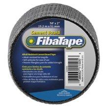 FibaTape FDW6650-U Cement Board Tape, Gray - 2 in. x 50 ft.