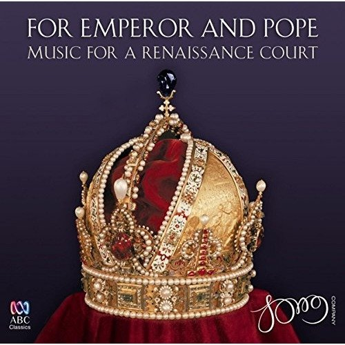 Song Company the - for Emperor and Pope [CD]