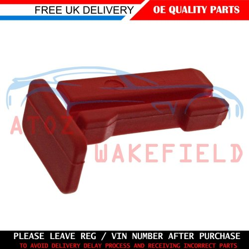 For Mercedes-Benz 722.6 Gearbox Lock Tab Dipstick Filler Tube Plug 1409910055