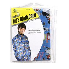 Dream Salon Ware Kid'S Cloth Cape - Cartoon (Characters Will Vary)