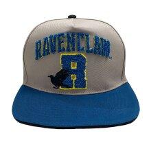 Harry Potter Ravenclaw Embroidered Logo Snapback Cap