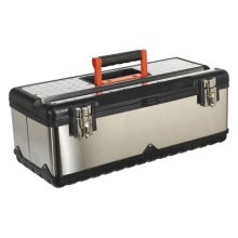 Sealey AP580S 580mm Stainless Steel Toolbox with Tote Tray