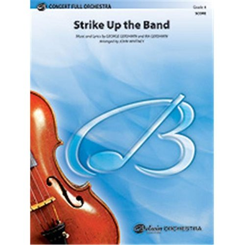 Alfred 00-33699 STRIKE UP THE BAND-PCF