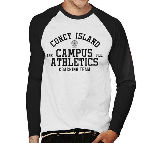 Coney Island Campus Athletics Men's Baseball Long Sleeved T-Shirt