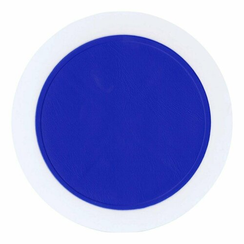 Universal Car Parking Permit Holder / Road Tax Disc Holder - Easy Fit & Removal (Dark Blue) - taxholder dark blue