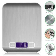 Electronic Scale Digital LCD 5kg Kitchen Food Weight Balance Scales