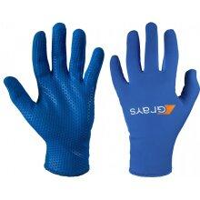 Grays Skinful Pro Hockey Gloves - Blue (2020/21)