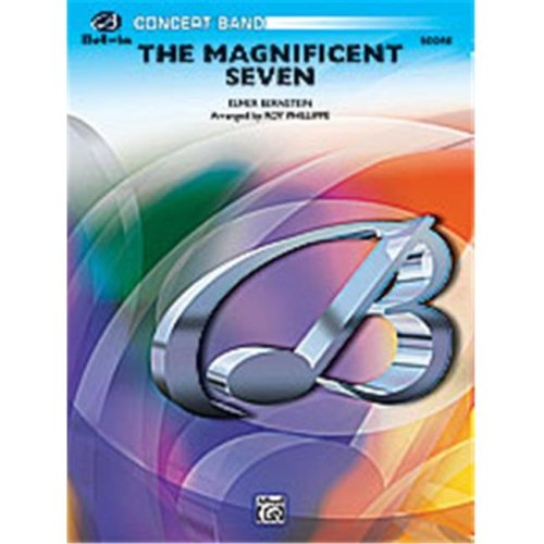 Alfred 00-24774 MAGNIFICENT SEVEN THE-PCB
