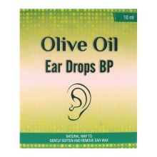 Olive Oil Ear Drops BP