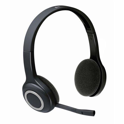 Logitech H600 Wireless Headset   Computer Microphone