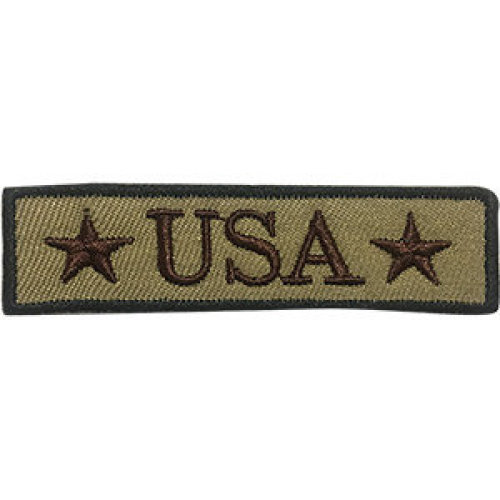 Patch - America - USA Star Strip Icon-On p-dsx-4720