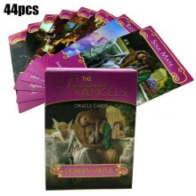 Romance Angel Oracle Cards Tarot Cards Set Gift Love Divination Fortune 101*74mm