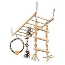 Suspension Bridge, 35 × 15cm - Bridge Trixie Hanging 6905 Toy Ladder Ferret -  bridge trixie hanging 6905 35 15 cm suspension toy ladder ferret