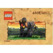 LEGO Castle Knights Kingdom Defense Archer 4811