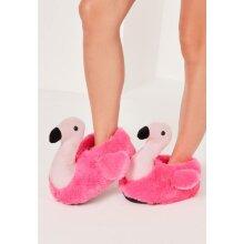 Large Flamingo Slippers
