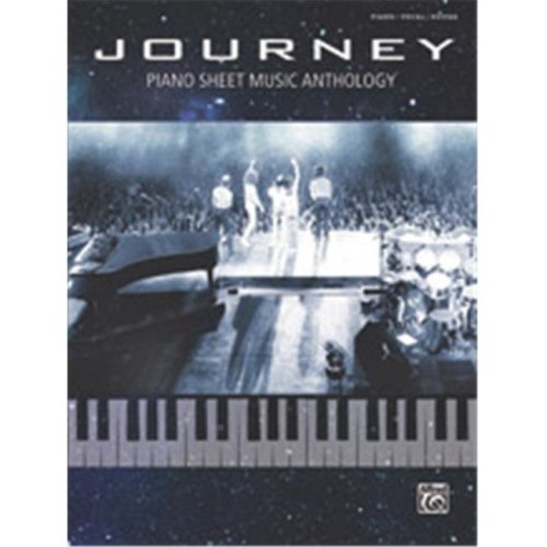 Alfred 00-38927 JOURNEY-PIANO SHEET MUS ANTH PVG