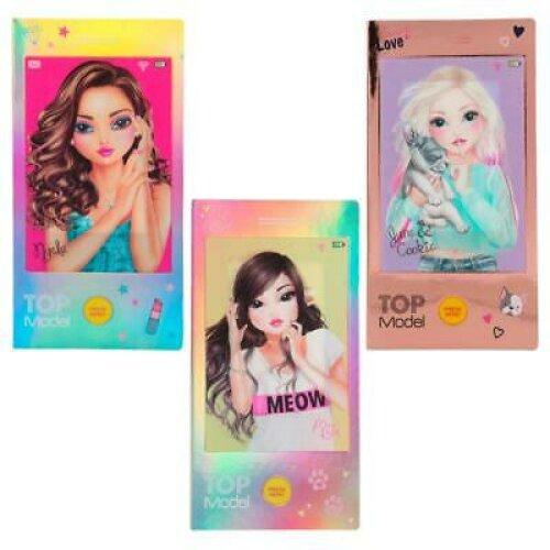 Depesche Top Model Musical Mobile Colouring Books