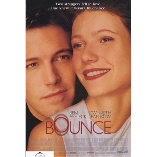 Bounce Movie Poster - 11 x 17 in.