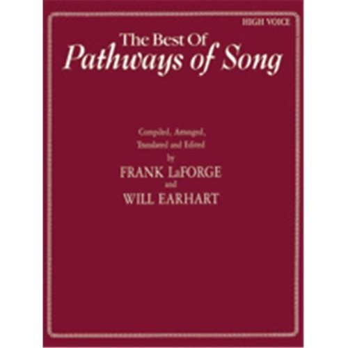 Alfred 00-39936 PATHWAYS OF SONG BEST-LO-2CD