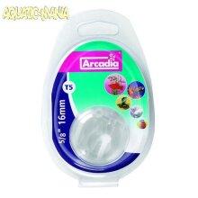 "Arcadia T5 Plastic Spring Clips 5/8"" x 2 GH003A"