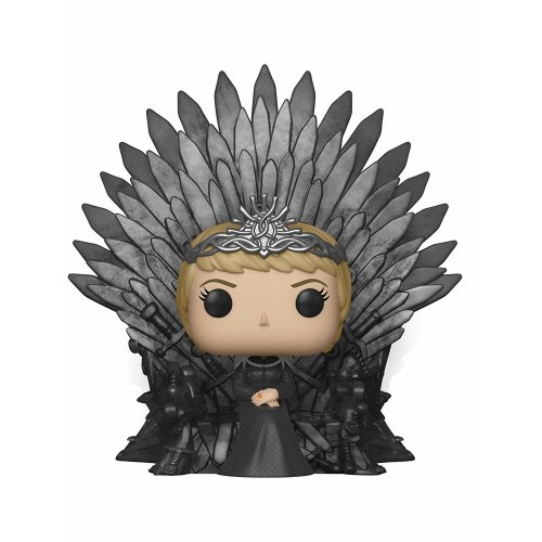 FUNKO POP! DELUXE: Game of Thrones - Cersei Sitting on Throne