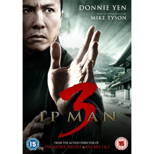 IP Man 3 DVD [2016]