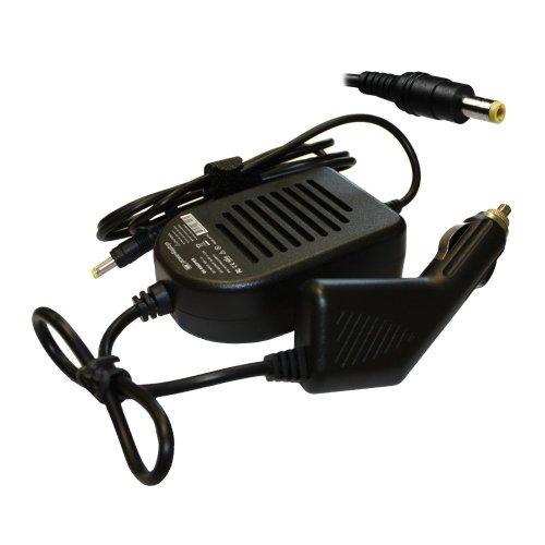 Hitachi VisionBook 4000 Compatible Laptop Power DC Adapter Car Charger