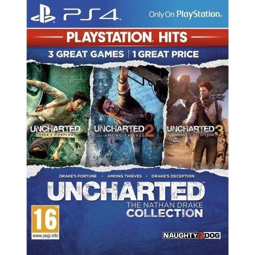 Uncharted: The Nathan Drake Collection - PlayStation Hits (PS4)