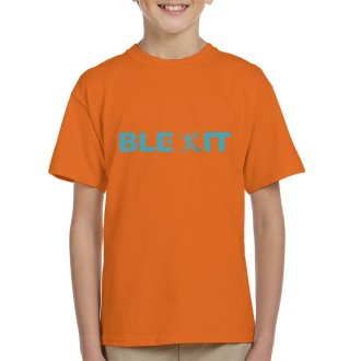 Blexit Logo Kid's T-Shirt