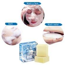 Sea Salt Soap Removal Pimple Pore Acne Treatment Goat Milk Soap Removal Makeup Oil Control Sulfur Face Wash Soap Skin Care