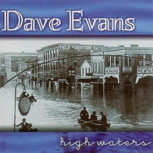 Evans Dave - High Waters [CD]