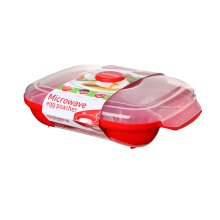 Sistema Microwave Egg Poacher