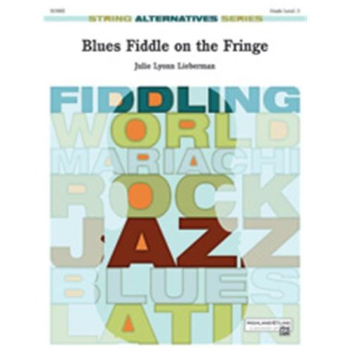 Alfred 00-35994 BLUES FIDDLE ON THE FRINGE-HSASET4D