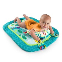 Bright Starts Tummy Mat Refresh Rattles, tummy time