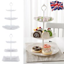 3 Tier Cake Stand Wedding Party Plates