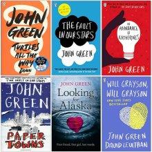 John Green 6 Books Collection Set