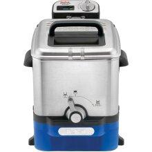 Tefal Oleoclean Pro 3.5 L FR804040 Fryer - Silver