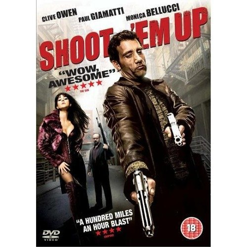 Shoot Em Up DVD [2008]