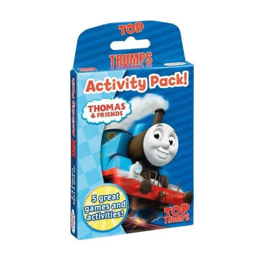 Thomas the Tank Engine Top Trumps Activity Pack