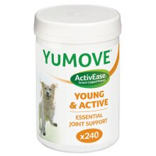 Lintbells YuMOVE Active Dog Joint Supplement Tablets - Supports Joints