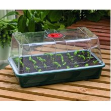 Large High Dome Propagator Home Planting Gardening