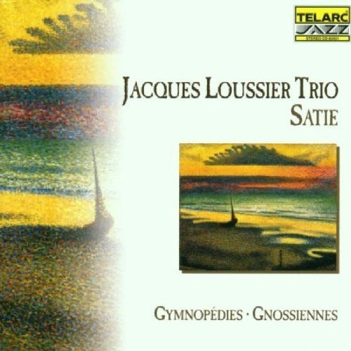 Jacques Loussier Trio - Music of Satie [CD]