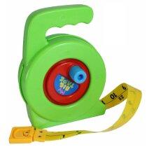 Fun Time Tape Measure 55875 | Pretend Make-Believe 100cm Kids' Tape Measure Toy